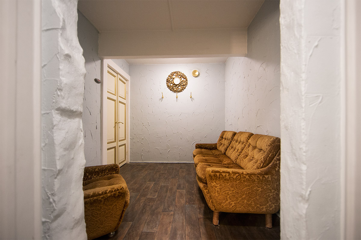 Kuhalankatu 11 Forssa sauna- ja pukutila