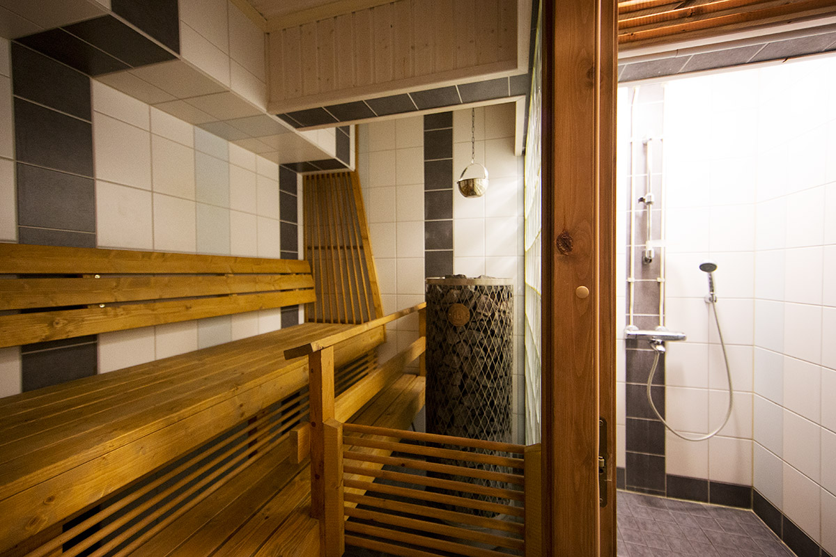 Kuhalankatu 11 Forssa sauna